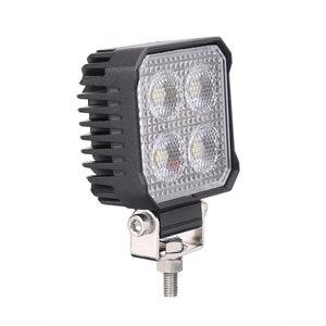 PROSIGNAL - LAMPE DE TRAVAIL CARRÉE COMPACTE 2200LM  /  12-24V - FAISCEAU LARGE