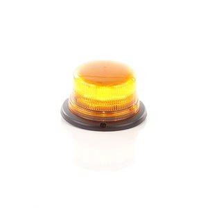 Beacon Ambre 8 DEL ProSignal, montage permanent  3 vis et fils nu
