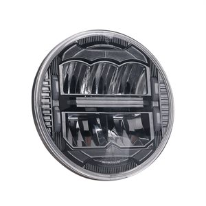 PROSIGNAL - LED HEADLIGHT 2x (HI / LO) 30W-6000K DOT - 7''Ø