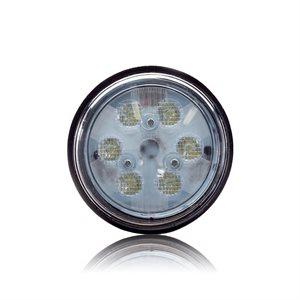 PROSIGNAL - LAMPE DE TRAVAIL RONDE PAR36 ENCASTRABLE 1440LM  /  12-24V - FAISCEAU LARGE