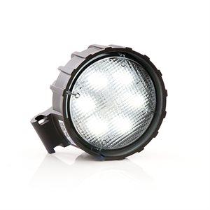 ProSignal 1900 Lumen Round Work Lamp with 6 LED Flood Beam