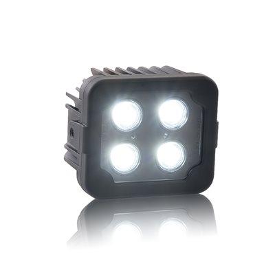 PROSIGNAL - WORK LIGHT - WLD 4 LED SQUARE 3200 lm - SPOT