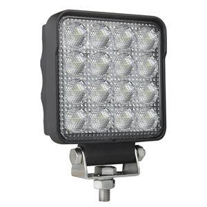 PROSIGNAL - LAMPE DE TRAVAIL CARRÉE 3040 LM  /  10-80V - FAISCEAU LARGE