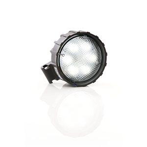 Lampe de travail ronde ProSignal 1900 Lumen avec 6 DEL faisceau large